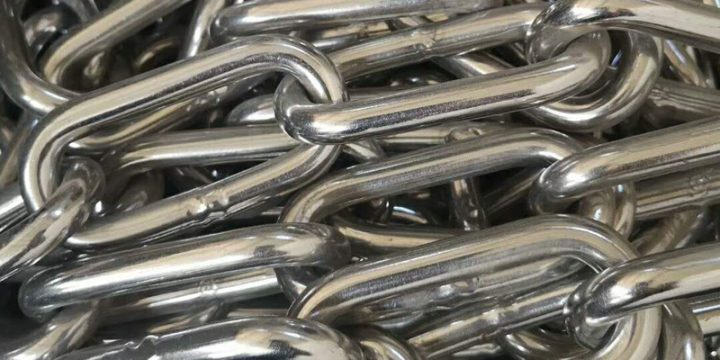DIN763 Link Chains