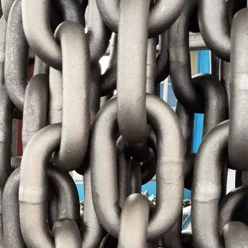 Submerged Scraper Chains