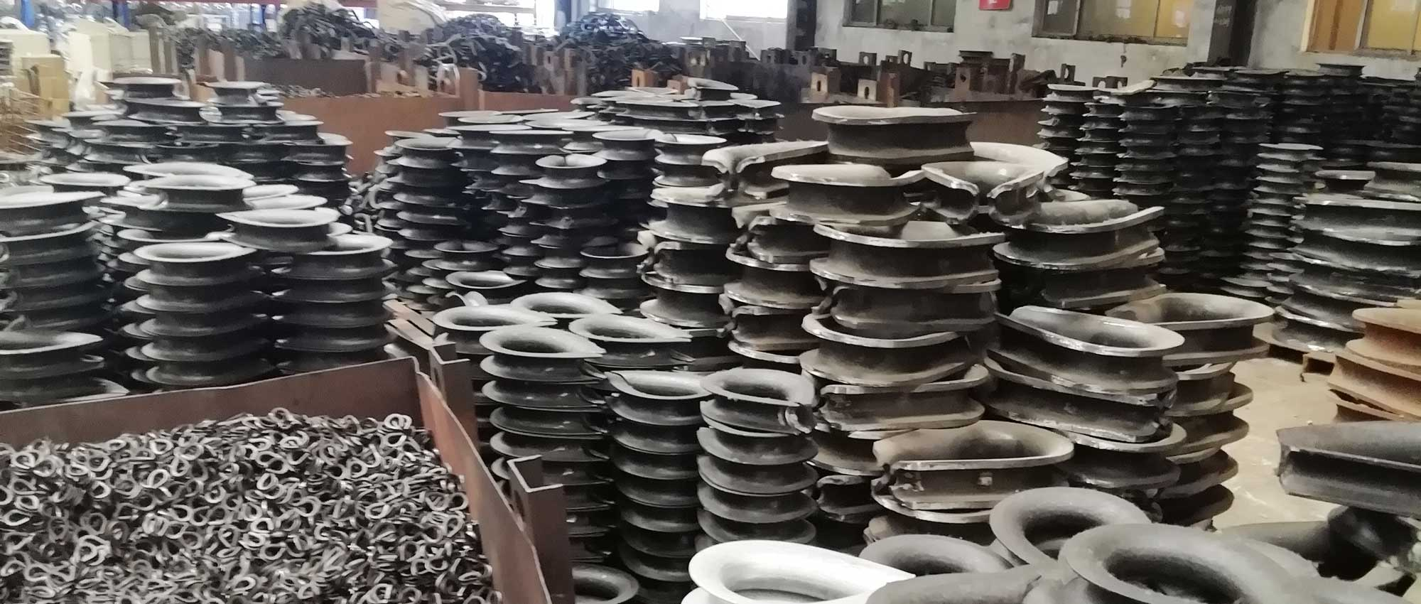 Various types of Rope Thimbles manufacturing