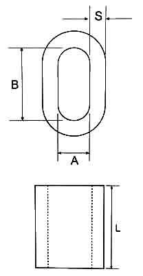 Copper Ferrules Diagram