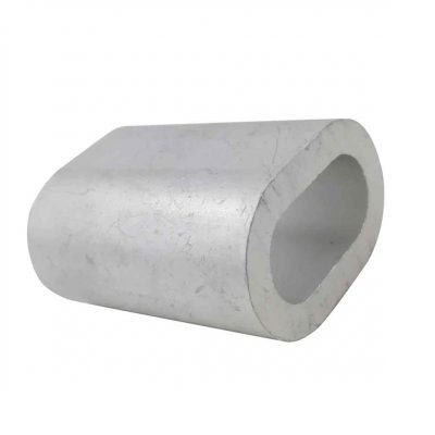 DIN3093 Aluminum Ferrules EN13411-3 Aluminium Sleeves