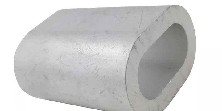 DIN3093 Aluminum Ferrules|EN13411-3 Aluminium Sleeves