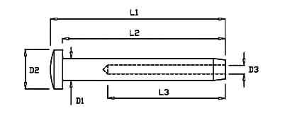 Dome head terminal diagram