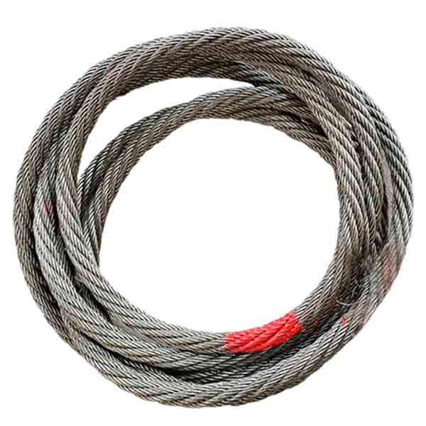 endless wire rope grommets