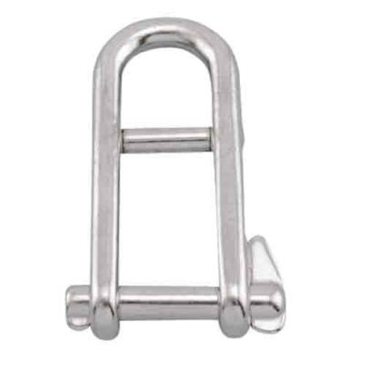 Mainsail/Main/Captive/Jib Halyard Shackle Stainless Steel