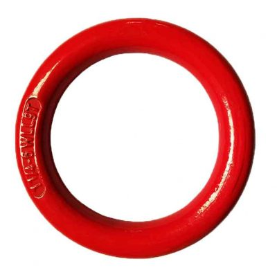 Grade 8 Forged Round Ring|S-643 Round Rings|G80 Lifting Ring