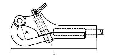 threaded pelican hooks diagram