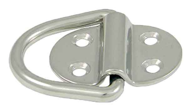 Folding Pad Eye|Eye Plate|Heavy Duty|Stainless Steel