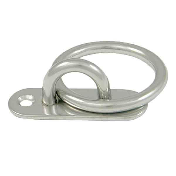 Long Ring Pad Eye