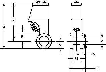 Open Wedge Socket Diagram
