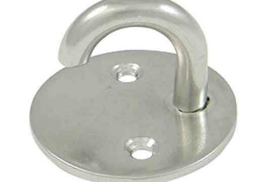 Round Hook Pad Eye|Round Deck Plate with Hook