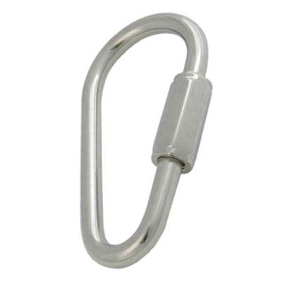 Pear Quick Link|Climbing Quick Link|Stainless Steel