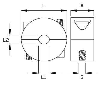 Wire Rope Ring Clamp Diagram
