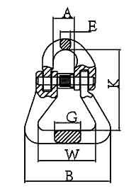 Webbing Sling Connector Diagram