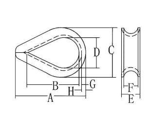 G411 Thimbles Diagram